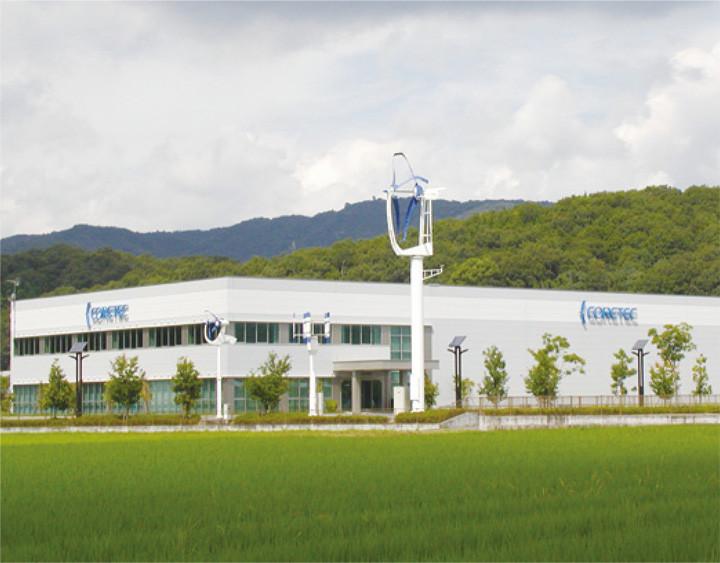コアテック株式会社 阿曽工場